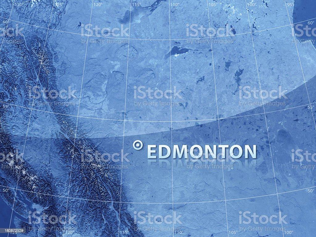 World City Edmonton stock photo