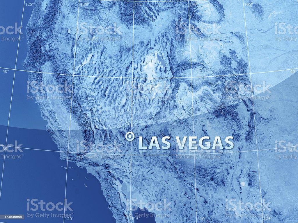 World City Las Vegas stock photo