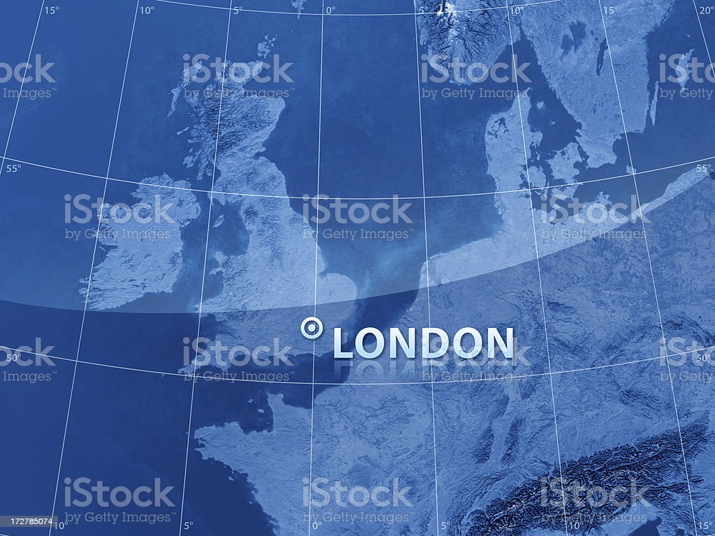 World City London royalty-free stock photo