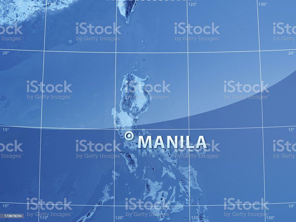 World City Manila royalty-free stock photo