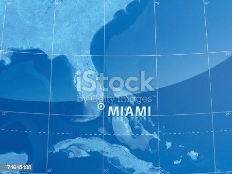 186815169istockphoto World City Miami 174645438