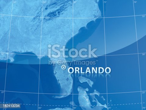 186815169istockphoto World City Orlando 182413234