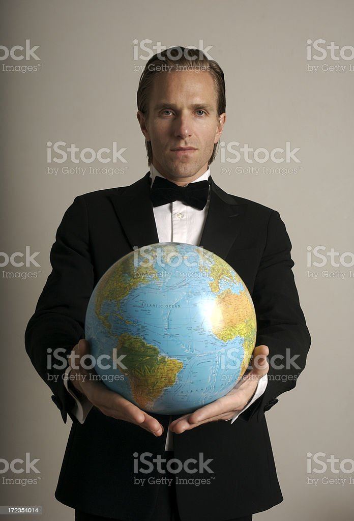 World Class Service royalty-free stock photo