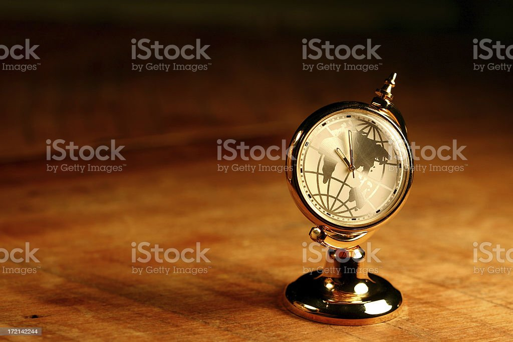 World Clock stock photo