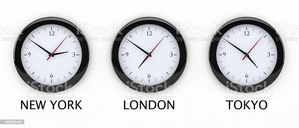 Welt Uhr – Foto