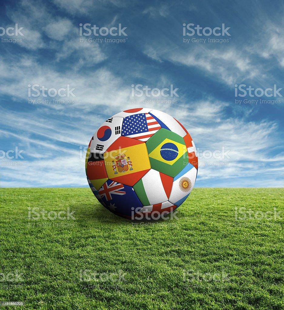 La coupe du monde de football - Photo