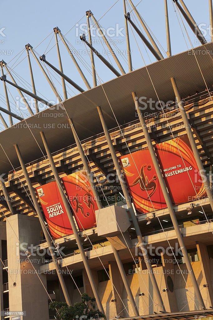 World Cup Soccer Stadium royalty-free stock photo