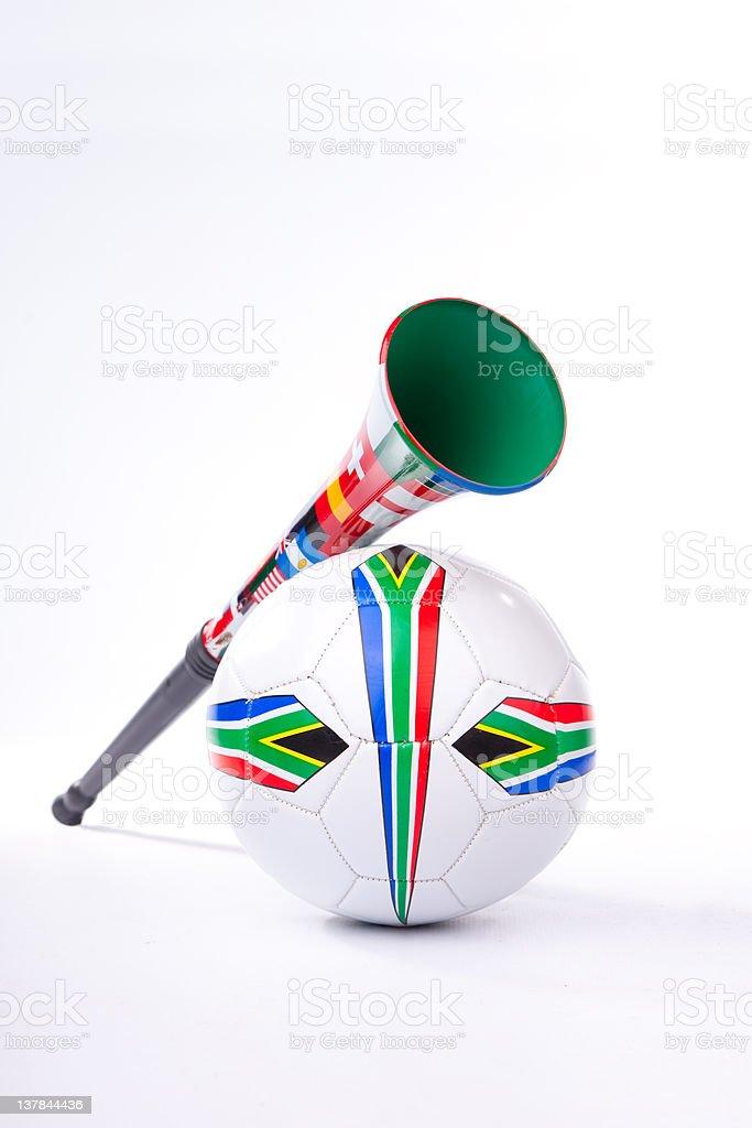World Cup Spirit stock photo