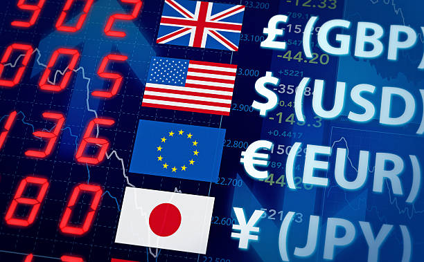 World Currency Rates Digitally Generated Image. SEE more in my lightbox