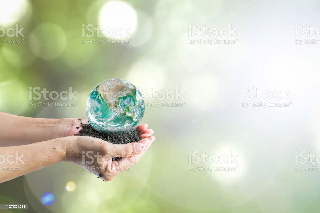 World environment and world soil day concept: Elements of this image...