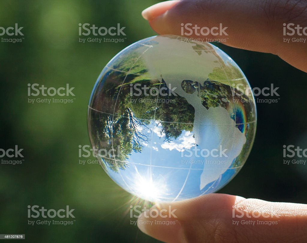 World environment concept royalty-free stock photo