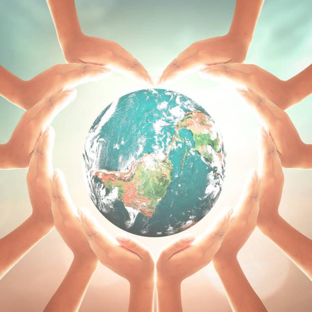 Journée mondiale de l'environnement concept - Photo