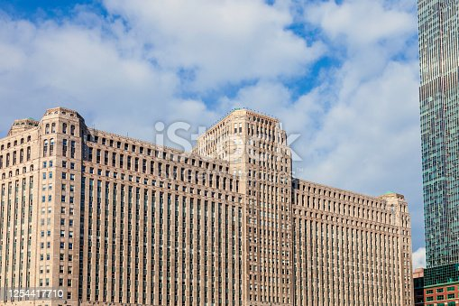 World famous Chicago Mercantile Exchange trades futures, and in most cases options, in the sectors of agriculture, energy, stock indices, foreign exchange, interest rates, metals, real estate, and even weather