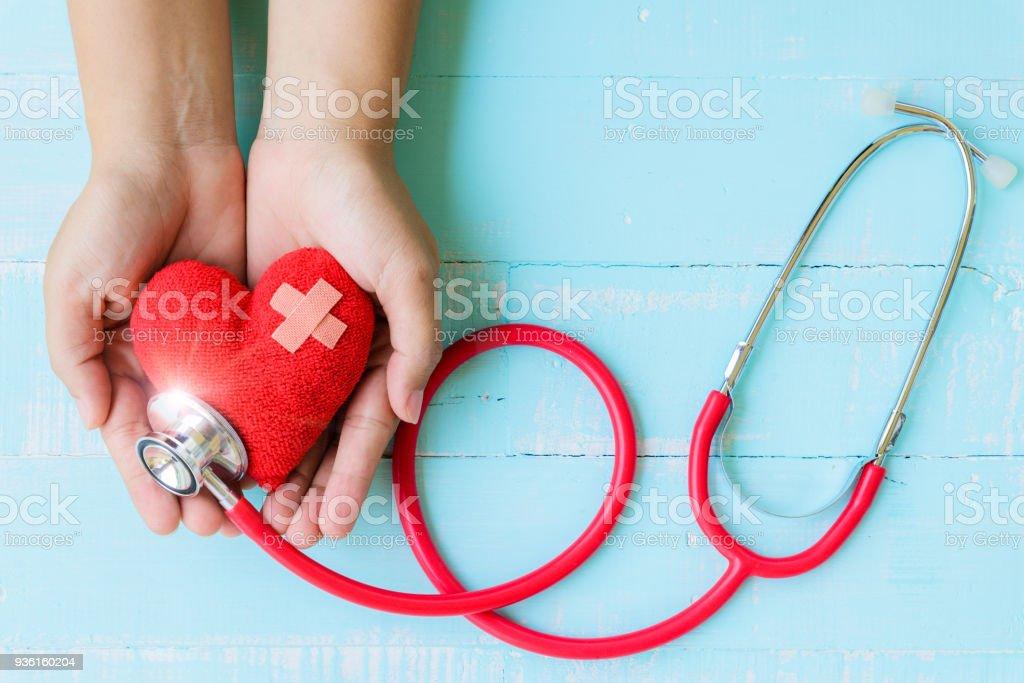 Weltgesundheitstag, Gesundheits- und medizinische Konzept. – Foto