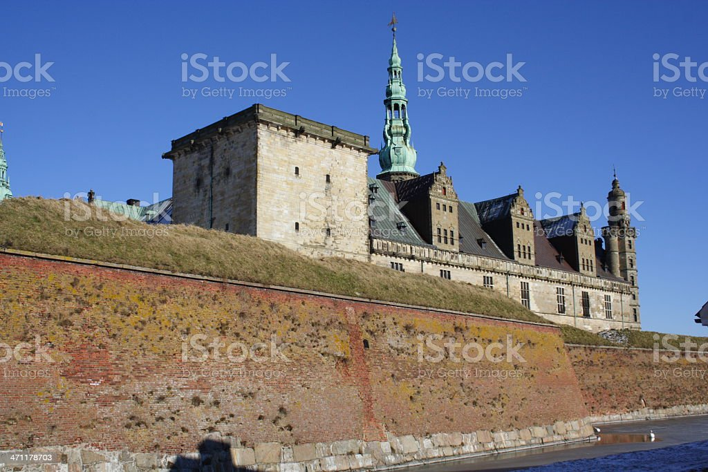 World Heritage - Kronborg stock photo