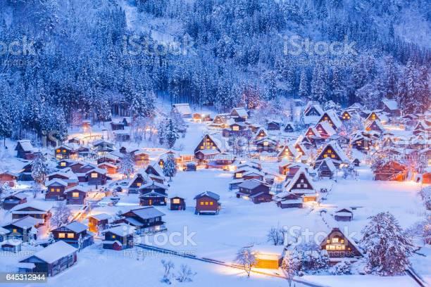 World heritage site shirakawago village and winter illumination picture id645312944?b=1&k=6&m=645312944&s=612x612&h=z44wzrdigbjznhgaxud0woulwyu2jpivpd64lmf anq=