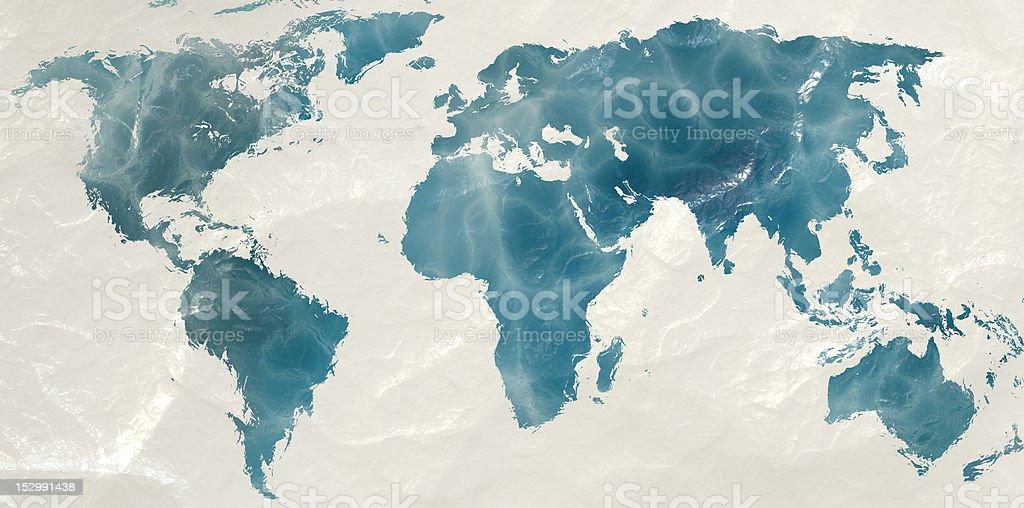 world ice stock photo