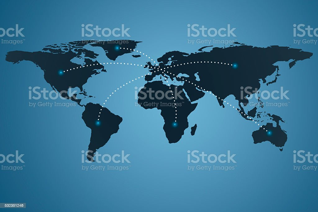 World map creative abstract design background photo stock photo world map creative abstract design background photo royalty free stock photo gumiabroncs Image collections