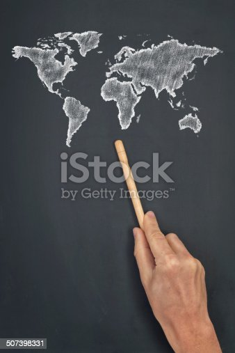 538675410istockphoto World map 507398331