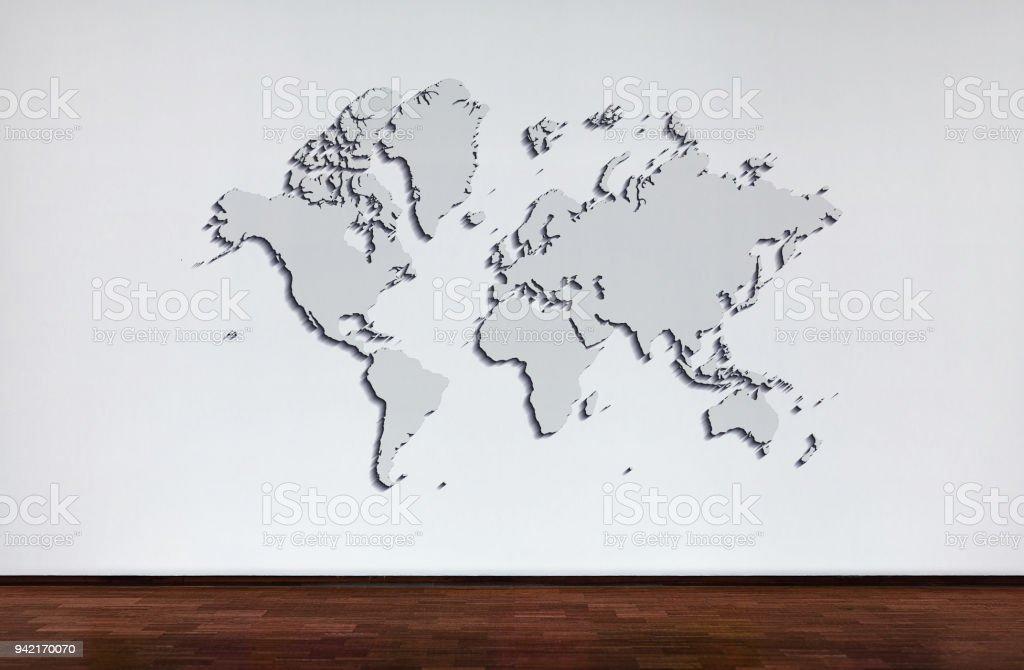 Weltkarte Beliebte Weltkarte Vorlage Abdeckung Geschaftsberichte