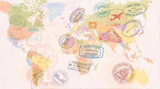 World map with visas stamps seals travel concept picture id1071294112?b=1&k=6&m=1071294112&s=612x612&w=0&h=edzzuu2fo ftvdpnvxdrxmdbs7ujayjc9xffzkgypom=