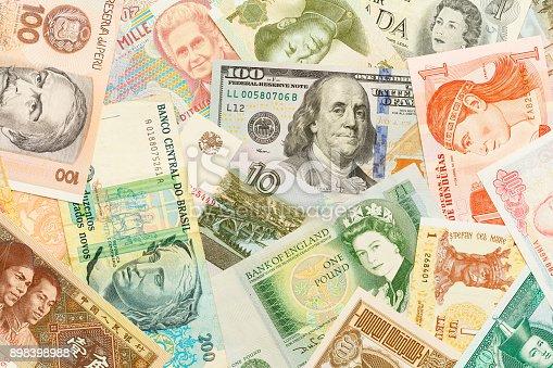 istock World Money 898398988