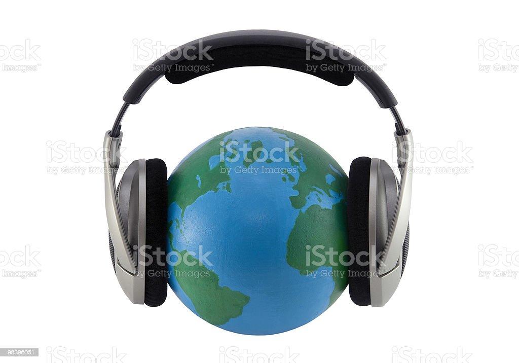 Musica del mondo foto stock royalty-free