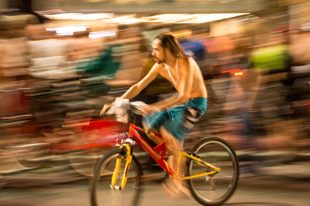 Royalty Free World Naked Bike Ride Pictures, Images And Stock Photos -5402