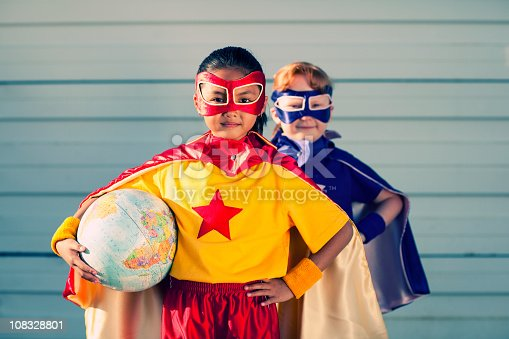 A young girl superhero duo are champions for the world. Out to protect Mother Nature. It is never too early to be super.