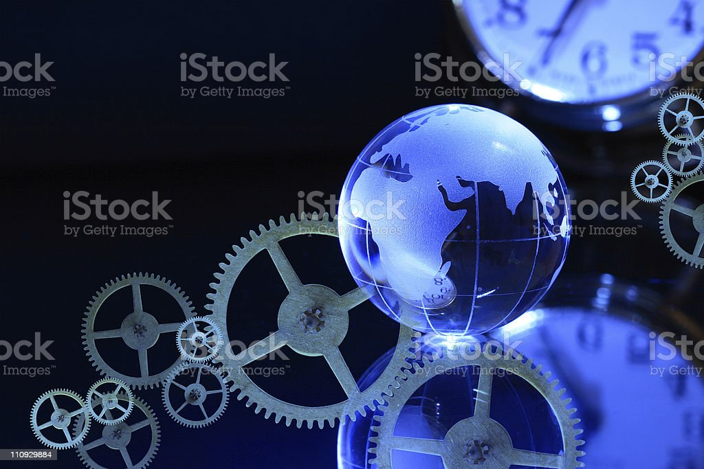 World Time stock photo
