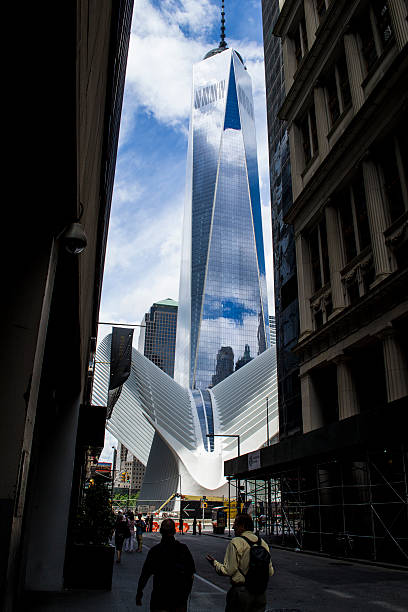 World Trade Center 1 stock photo