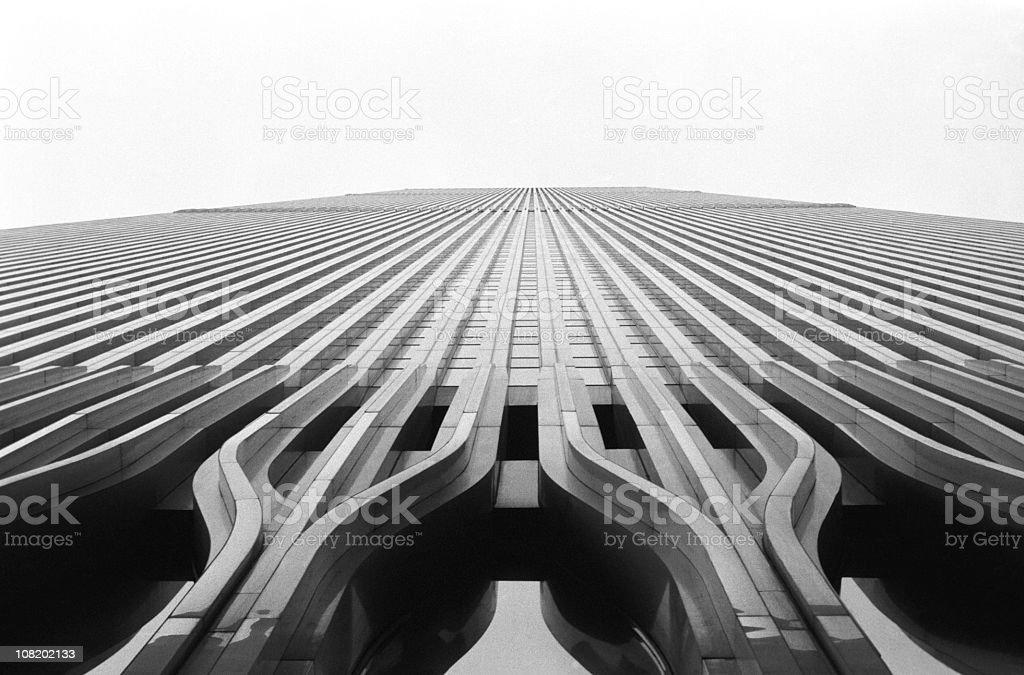 World Trade Center Close Up royalty-free stock photo