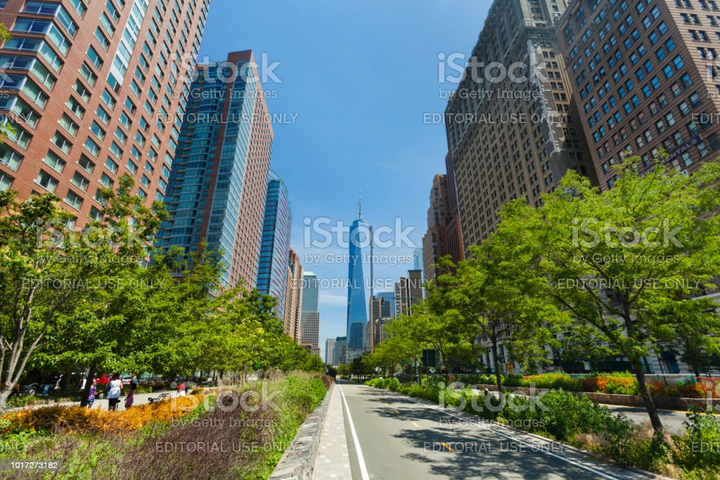 World Trade Center, New York, Redaktion – Foto