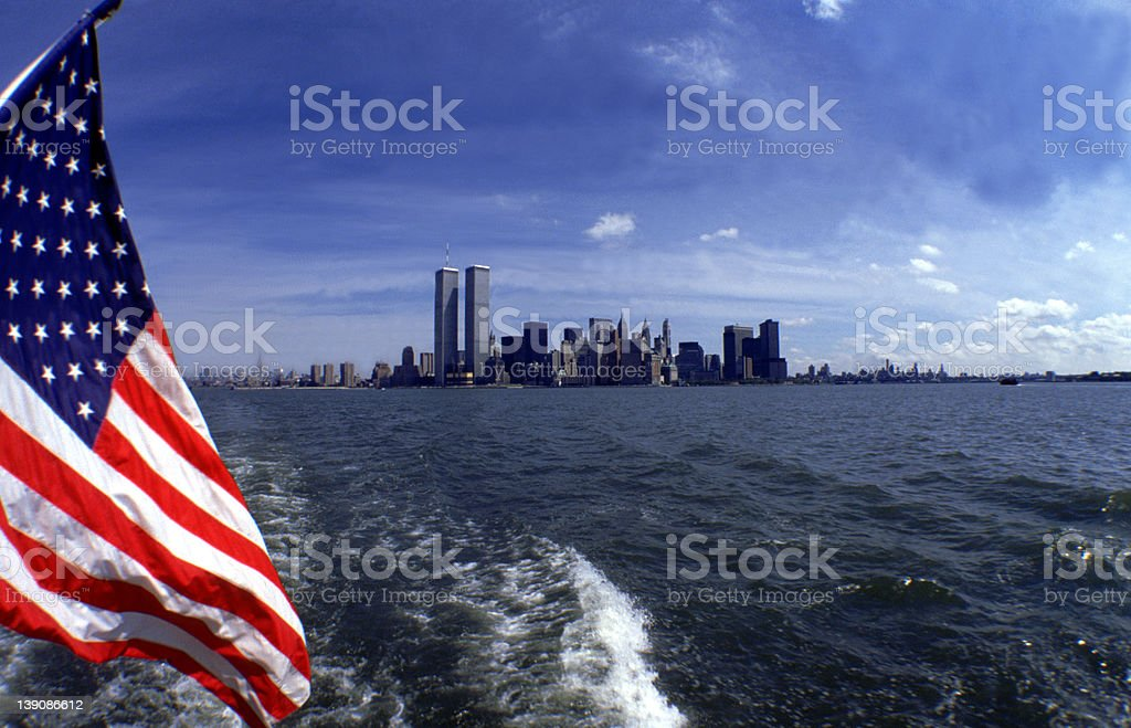 NYC - World Trade Center stock photo