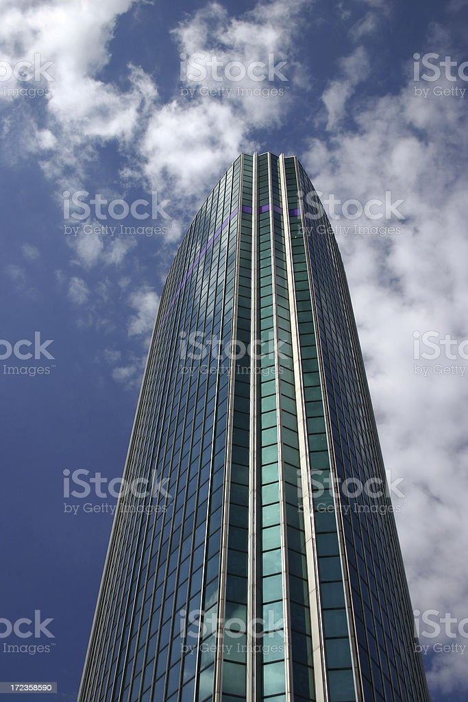 World Trade Center royalty-free stock photo