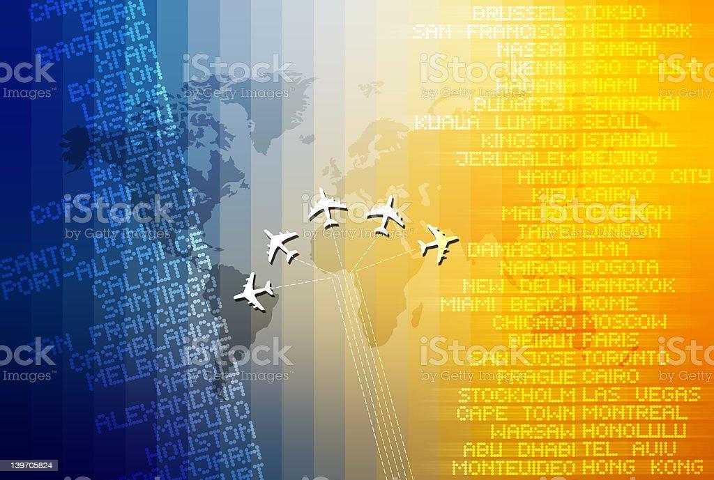 World Travel 03 royalty-free stock photo