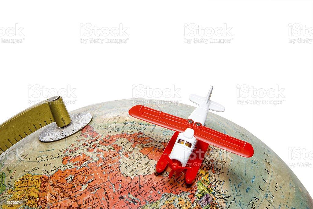 World Traveler stock photo