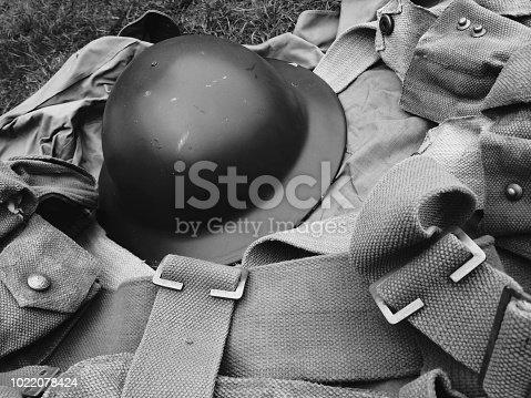 istock World War I 1022078424
