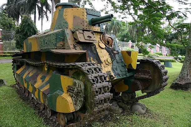 World War II japanische Tank-Top – Foto