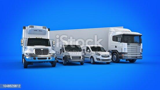 istock world wide cargo transport concept. 3d rendering 1048525812