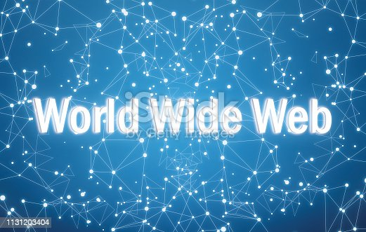 1129712029 istock photo World Wide Web on digital interface and blue network background 1131203404