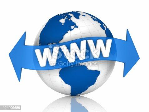 istock World WWW 114405689