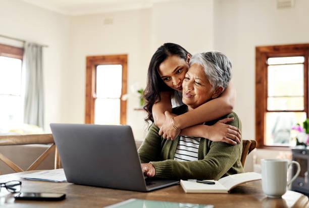 la mejor madre del mundo - financial planning fotografías e imágenes de stock