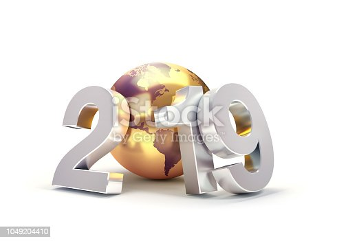 istock 2019 Worldwide greeting symbol 1049204410