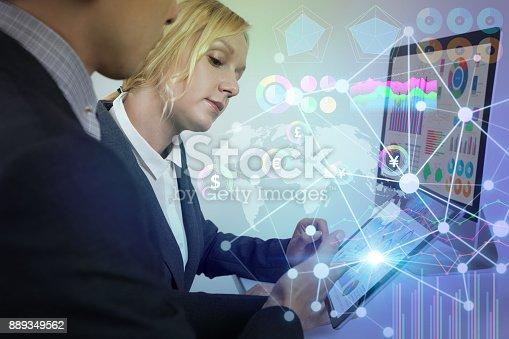 875512438 istock photo Worldwide marketing concept. 889349562