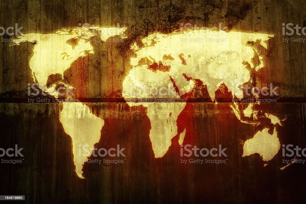 Worldwide stock photo