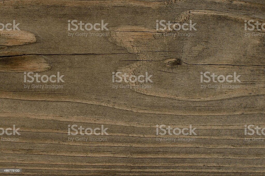 Worn and Weathered Lumber stock photo