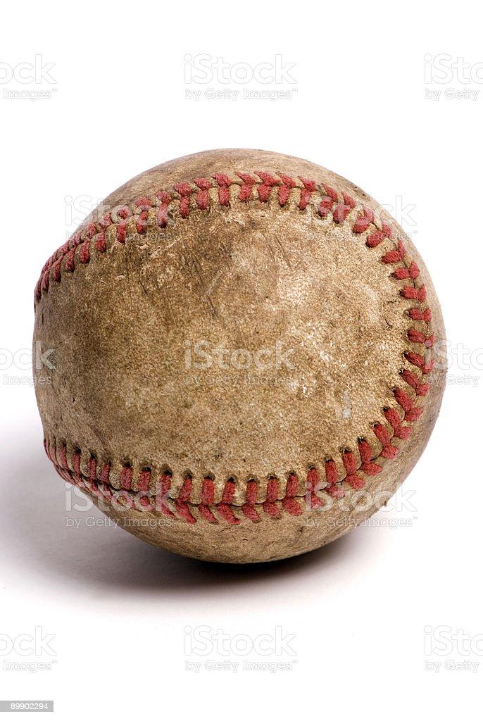 Utilizar de béisbol foto de stock libre de derechos