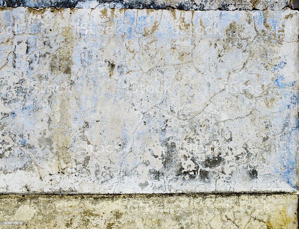 Peindre Mur Pierre Exterieur photo libre de droit de portée de la peinture bleue texture