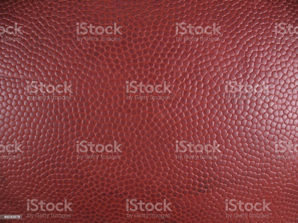 Worn Football Background stock photo